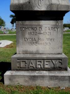 Lydia Ann <i>Pigeon</i> Carey