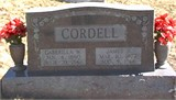 Mary Gabriella <i>Walker</i> Cordell