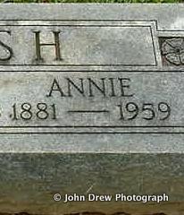 Annie <i>Faugatt</i> Cornish