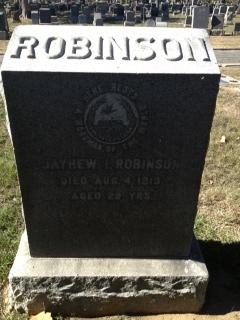 Jayhew I. Robinson