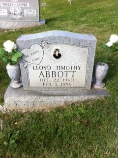 Lloyd Timothy Abbott