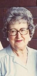 Martha Mae <i>Johnston</i> Payne