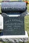 Mary Hester <i>Osborn</i> Barngrover
