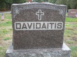 Benadykta Anna Benedicta <i>Markavitch</i> Davidaitis