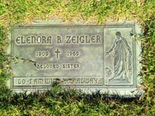 Elenora B Zeigler