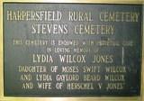 Harpersfield Rural Cemetery