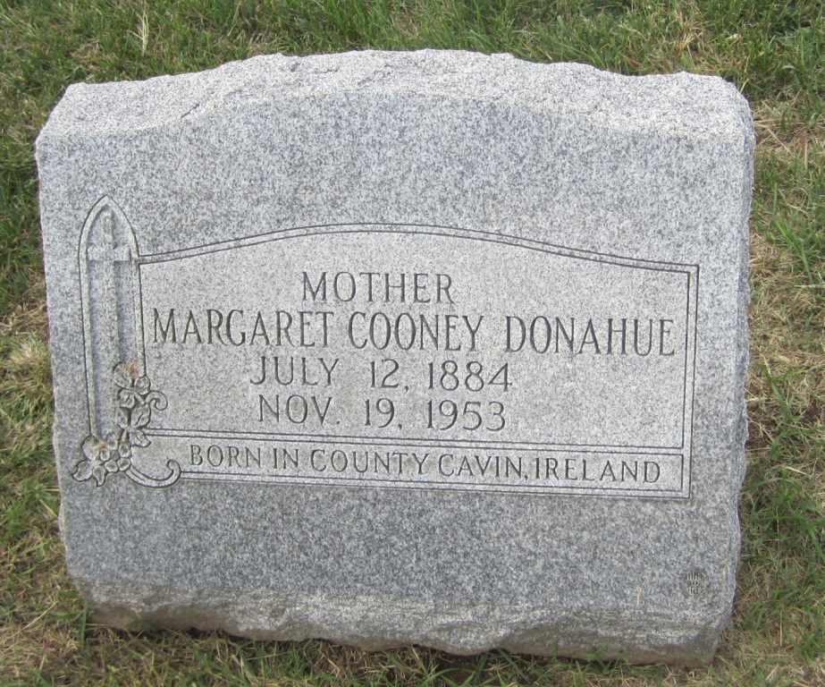 Margaret Cooney Donahue (1884 - 1953) - Find A Grave Photos