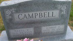 Hazel Viola <i>Crews</i> Campbell