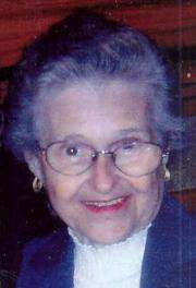 Doreen Lillian Dee <i>Oberman</i> Naundorff