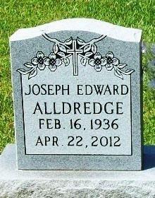 Joseph Edward Alldredge