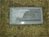 Virginia D <i>Reiter</i> Bristow