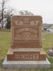 Nellie <i>Mugge</i> Berry