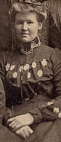 Mary B <i>Melby</i> Olson