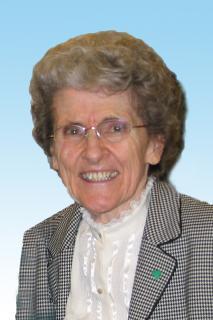 Sr Kathleen Aubry