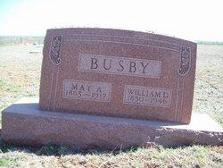 Rev William Daniel Busby