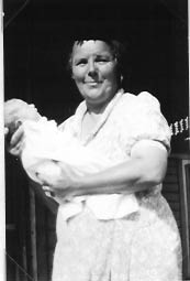 Abigail Jane Abbie <i>Mellen</i> Baker