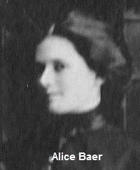 Alice Melvina <i>Baer</i> Andersen