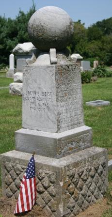 Jacob E. Weise