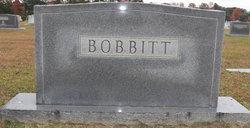 Julia Elizabeth Bessie <i>Daniels</i> Bobbitt