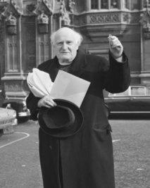 Rev Arthur Michael Ramsey