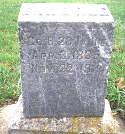 Elijah Harrington Cole