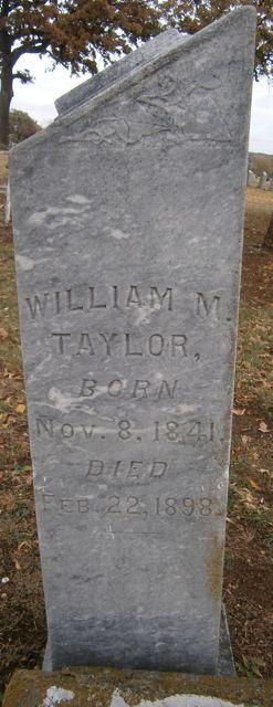 William M. Taylor