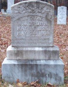 W. J. Brown