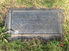 June Holly <i>Griffin</i> Elliott
