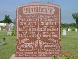 Henriette <i>Mueller</i> Bullert