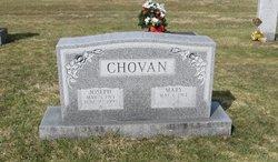 Mary <i>Kobialko</i> Chovan
