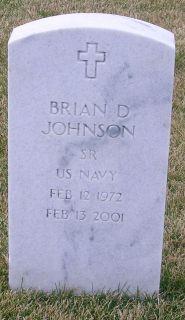 Brian Demetrid Johnson