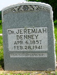 Dr Jeramiah Denney