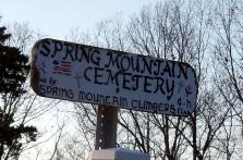 Spring Mountain Cemetery