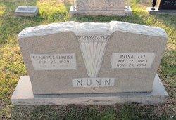 Clarence Elmore Nunn