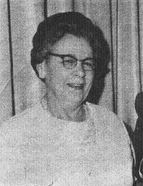 Violet Helen <i>Besaw</i> Backman