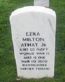 Ezra Milton Athay, Jr