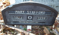 Mary Ruth <i>Ferrell</i> Stafford