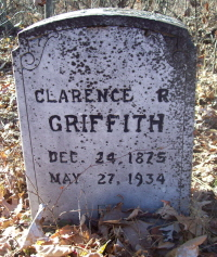 Clarence R. Griffith