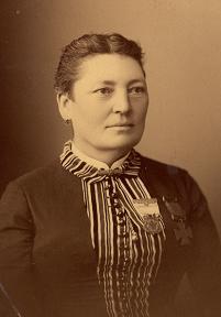 Anna Etheridge Annie <i>Blair</i> Hooks