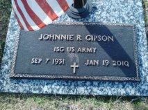 Johnnie R Gipson