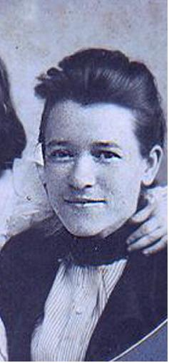 Mary <i>Spiers</i> Russell