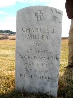 Charles Lesley Miller