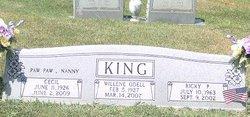 Willene <i>Odell</i> King