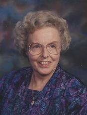 Frieda Genevieve Connally