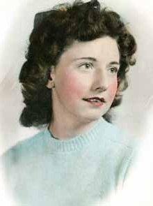 Grace Kathleen <i>Cutchen</i> Allen Yates