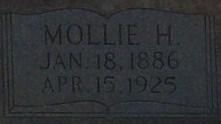 Mollie Jane <i>Hargett</i> Ford