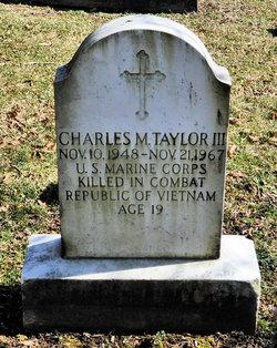 Charles Minor Taylor, II