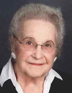 Miriam A <i>Geyer</i> Brenneman