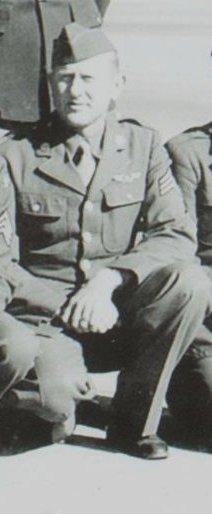 Sgt Augustus Gene Bud Farmer