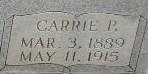 Carrie P Bagwell